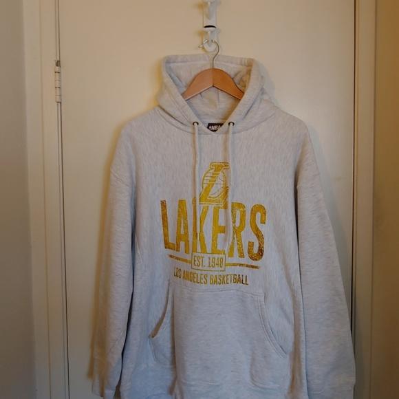 Nba Sweaters Lakers Pullover Hoodie Sweater Poshmark